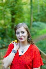 IMG_9520 (fab spotter) Tags: younggirl portrait forest levitation brenizer extérieur lumièrenaturelle