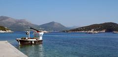 sudurad_boat (feeblehuman) Tags: croatia boat sea islands sudurad