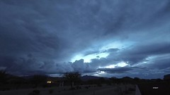 Morning Buildups_TL (northern_nights) Tags: timelapse bluehour dawn sunrise vail arizona convection toweringcumulus clouds sky