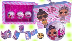 LOL Surprise BLING Blind Bag Balls ! Holiday Glitter Dolls - Toy Video (yoanndesign) Tags: blind blindbags blindlolsurprise blindseries brinquedo cookie cookieswirl cookieswirlc doll dolls family familyfriendly forchildren forkids friend friendly funny glam glitter juguete kid kidfriendlyvideos lol lolsurprise lolsurprisedollsnew new newlol newlolsurprise play playing playset popular set surprise surprisetoys swirl toy toys video खिलौना वीडियो
