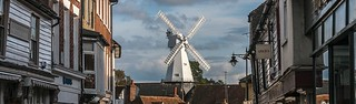 Union Windmill Cranbrook