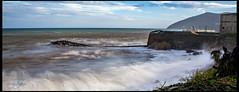 Ponte della Vigneria - Rio Marina - Isola d'Elba (fabrizio.silvani.ph) Tags: ponte riomarina spiaggia beach cielo sky mare sea acqua water nubifragio nikon isoladelba natura nature fabriziosilvaniph nuvole clouds tamron tamron247028