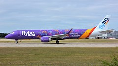 G-FBEJ (AnDyMHoLdEn) Tags: flybe embraer egcc airport manchester manchesterairport 23l
