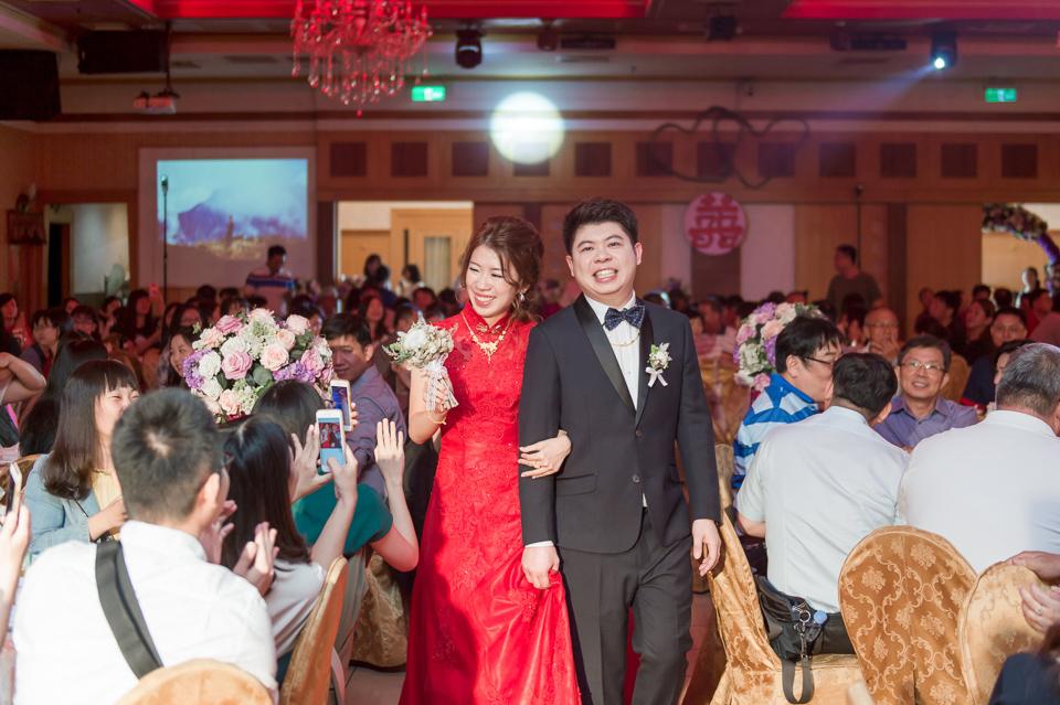 台南婚攝 海中寶料理餐廳 滿滿祝福的婚禮紀錄 W & H 094