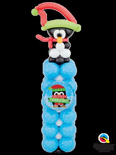Playful Penguin Column