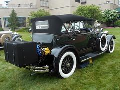 1929 Lincoln Model L Sport Phaeton by Locke (splattergraphics) Tags: 1929 lincoln modell sportphaeton lockeco carshow theeleganceathershey hersheypa