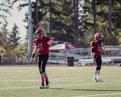 2018WP7-NWCOUGHM1218 (sumnervalleywolfpack) Tags: action activity athletics daylight football footballorganization outdoorsports outdoors performance practice recreation sportsgame sportsphotography teambuilding teamplayer teamspirit teamsports washingtonfootball wolfpack youthsports 98390 washington usa