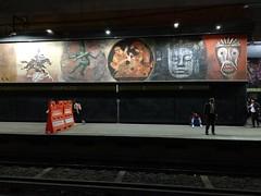 2018-11-13 08.59.53 (albyantoniazzi) Tags: cdmx ciudaddemexico méxico mexicocity travel america metro underground transport