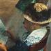 DEGAS Edgar,1880-81 - Le Foyer de la Danse (Philadelphie) - Detail 15
