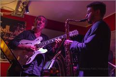 intesa musicale (FedericoPatti) Tags: sergiomunafò francescopatti chitarra sax 6d canon music musica 音樂 爵士樂 jazz