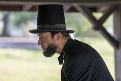 """I think to lose Kentucky is nearly the same as to lose the whole game"" (sniggie) Tags: civilwar civilwarreenactor kentucky kentuckyhistory potus16 perryvillebattlefieldstatehistoricsite ushistory uspresident battlefield reenactor"