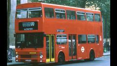 30A29 (Bob J B) Tags: m1441 a441sye mcwmetrobus aldwych route170 londontransport mcw