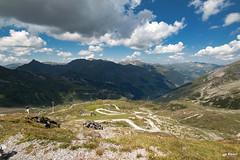 On the path down (Piotr Grodzicki) Tags: alp austria mountains summertime