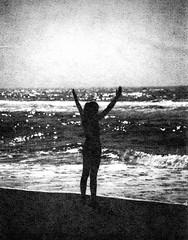 Prayer of the sea (Rosenthal Photography) Tags: washiw25 6x7 ff120 epsonv800 asa25 mittelformat 20180901 analog mamiya7 houvig tetenaleukobrom1120°c3min urlaub schwarzweiss nordsee dänemark northsea prayer sea beach denmark danmark landscape seascape mood july summer mamiya 50mm f45 eukobrom 11 epson v800 washi filmwashi washiw