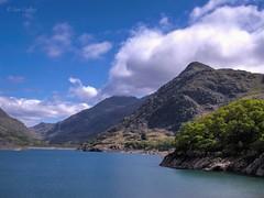 Llyn Peris (Ian Gedge) Tags: wales uk cymru llanberis llynperis lake snowdonia mountains