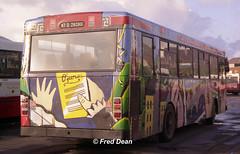 Bus Eireann KC161 (87D28390). (Fred Dean Jnr) Tags: buseireann gac kc161 87d28390 capwell cork november1997 aib buseireanncapwelldepot capwelldepotcork uzg161
