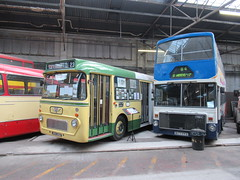 IMG_3093 (keithkgj) Tags: glasgow bridgeton bus museum open weekend