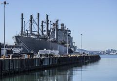 Adm.Callaghan in Alameda (verona39) Tags: navy ship callaghan adm alameda california