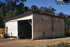 J950 Pemberton Goods Shed (RailWA) Tags: railwa joemoir philmelling westrail pemberton goods shed