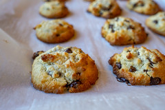 2018.10.21 Low Carbohydrate Chocolate Chip Cookies, Washington, DC USA 06709