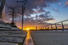 Hafencity Sunrise (Duke.Box) Tags: sony6300 sony sonyalpha6300 sigma16mmf14 sunrise hamburg