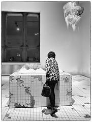 Berlin Art Week (elisachris) Tags: berlinartweek 2018 martingropiusbau leebul kunst art ausstellung exhibition schwarzweis blackandwhite berlin ricohgr berlinartweek2018