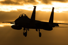 Grim Reapers sunset (Nick Collins Photography, Thanks for 3 million vie) Tags: raf lakenheath ln aircraft aviation flying military canon 7dmk2 sigma 150600 usaf usa usafe