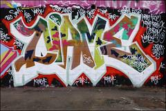 Name (Alex Ellison) Tags: name name26 dds smc southlondon urban graffiti graff boobs