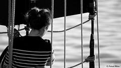 Sailor (patrick_milan) Tags: girl woman fille femme marin sailor ship boat bateau brest