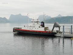 """Godfjord"" (OlafHorsevik) Tags: ferge ferga ferry ferja ferje godfjord bognes skarberget e6 torghattennord thn"