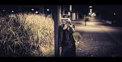 Film Noir XXVIII (Passie13(Ines van Megen-Thijssen)) Tags: kiki filmnoir cinematic weert netherlands portrait portret canon sigma35mmart inesvanmegen inesvanmegenthijssen