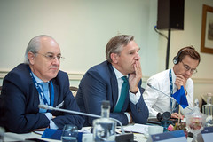 A23A8700 (More pictures and videos: connect@epp.eu) Tags: epp summit european people party brussels belgium october 2018 rui rio portugal sybrand buma the netherlands ulf kristersson sweden