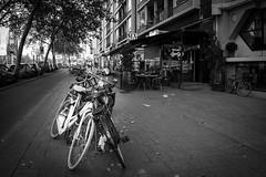 Street life (Tiph Haine) Tags: sony alpha 7ii sonyalpha7ii sonyfrance fullframe pleinformat 28mm primelense sony28mf2 explore travel rotterdam city color street streetlife streetview