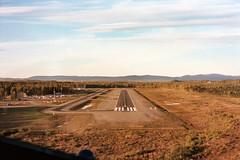 Talkeetna Airport (wrenee.com) Tags: 2018 35mm film portra alaska analog dehavillandotter denali denalinationalpark kodakportra160 leicam6 september talkeetnaairtaxi