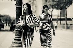 the daltons (claudia 222) Tags: street paris summicron 90mm streetphotography champsélysées bw