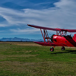 Ready for scenic flight. New Zealand, Mount Cook thumbnail
