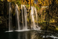 Fall (Anthony P.26) Tags: canon canon70d sigma1020mm outdoor nature natural autumn fall fallingwater waterfalls waterfall river creek gorge rock trees flowingwater sunlight landscapephotography landscape travelphotography water