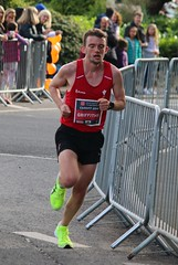Dewi Griffiths - Commonwealth Half Marathon (Sum_of_Marc) Tags: half marathon cardiff 2018 october commonwealth champs championships run running sport athletics runner runners uk wales caerdydd cymru race roath park roathpark road dewi griffiths