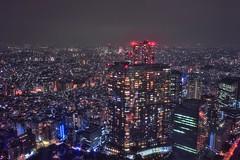 20181011 (as3500817) Tags: hdr shinjuku tokyo nightview architecture building night city japan