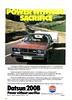1981 Datsun 200B Nissan Aussie Magazine Advertisement (Darren Marlow) Tags: 1 2 8 9 19 81 1981 d datsun 200 b 200b s sedan n nissan c car cool collectible collectors classic v vehicle a automobile j jap japan japanese asian 80s