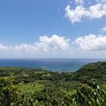 Road to Hana Aussichtspunkt Maui Hawaii thumbnail