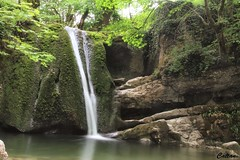 Janet's Foss (cattan2011) Tags: 英国 england hiking nationalpark waterfall waterscape mountains mountainscape traveltuesday travelphotography travelbloggers travel natureperfection naturelovers naturephotography nature landscapephotography landscape malham janetsfoss