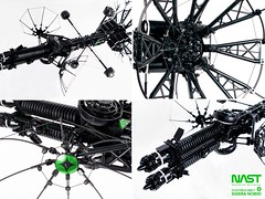 Xylethrus AMV-1 Detail Shots