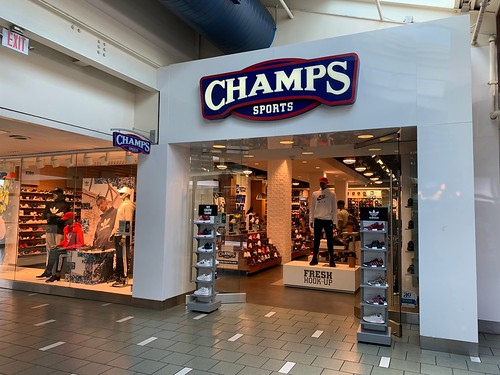 Champs Bayside Marketplace Downtown Miami