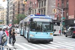 IMG_1741 (GojiMet86) Tags: mta nyc new york city bus buses 2017 xd60 6099 m23 sbs select service 23rd street 7th avenue