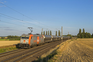 HVLE 185 583, Sunstedt (D)
