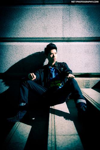 Portrait: Keng