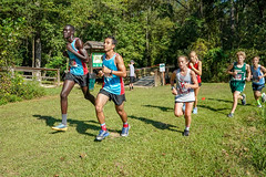 FLO05950 (chap6886@bellsouth.net) Tags: running run race girls boys team trees lake athletes action athletics america xc 5k highmiddleschool highschool