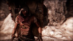 Mad Max_20180925002520 (Livid Lazan) Tags: mad max videogame playstation 4 ps4 pro warner brothers war boys dystopia australia desert wasteland sand dune rock valley hills violence motor car automobile death race brawl scenery wallpaper drive sky cloud action adventure divine outback gasoline guzzoline