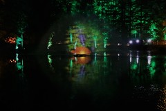 2018 - 4.10.18 Enchanted Forest (86) (marie137) Tags: forest lights trees show marie137 bright colourful pitlochry treeman attraction visit entertainment music outdoors sculptures wicker food drink family people water animation